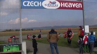 RC letadla na letišti Czech Heaven 2016