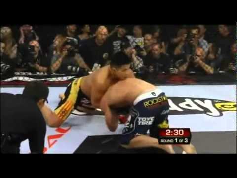 Cung Le vs Scott Smith, Chiến Bại Chiến Thắng !