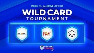 Clash Royale League Asia Season 2 - Wild Card