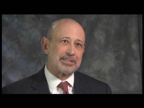 Lloyd Blankfein: Utah Desert Base Is a Global Operation