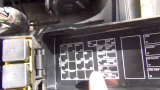 2005 Jeep Grand Cherokee - N23 Fuse Pull #25