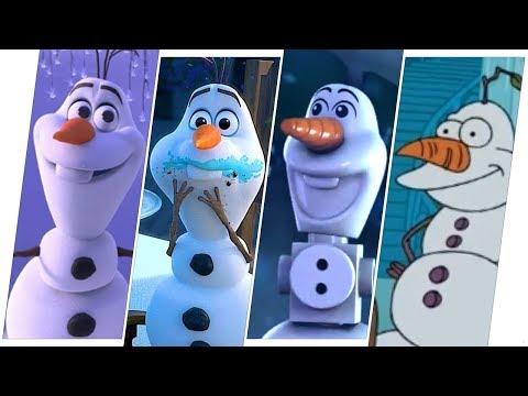 Olaf Evolution (Frozen 2 - 2019)