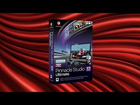 Pinnacle Studio 17 Review