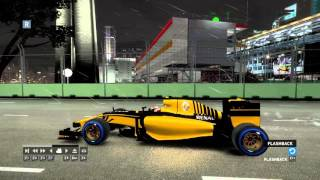 renault and manor 2016 skin mods (F1 2014)