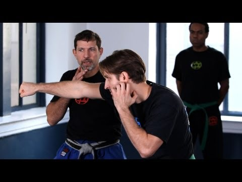 Krav Maga Inside Defense against Punches, Part 2 | Krav Maga Techniques Image 1