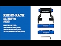 RBCA030 - Multi Axle Adaptor | Rhino-Rack