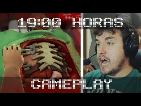 TRIPAS!!! (Surgeon Simulator 2013 - parte 02) - Ga&hellip;