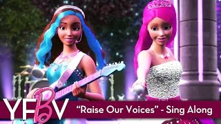"""RAISE OUR VOICES"" - Lyric Music Video 