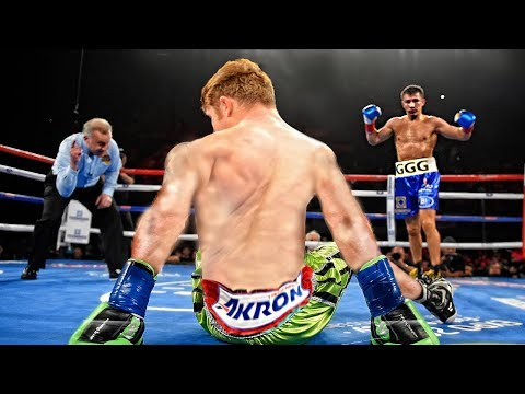 'Canelo' Alvarez gets KO'd by Gennady Golovkin in the rematch?   Fan Mail