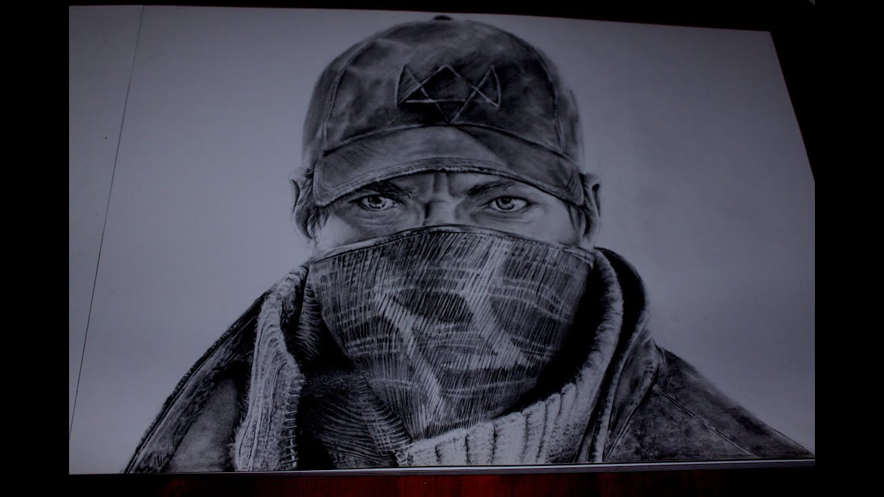 Watch Dogs  Sketch