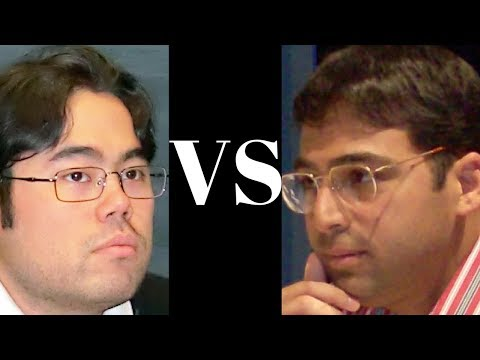 Hikaru Nakamura's Rapid Chess Rampage! Round 10 game vs Vishy Anand - London Classic Rapid Open