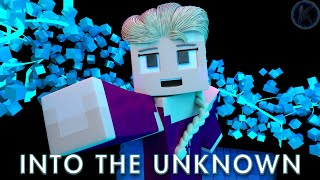 Frozen 2 - Into The Unknown Minecraft Animation