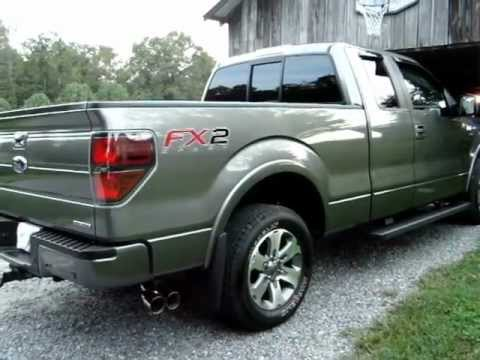 2012 F150 5.0 Borla Exhaust resonator deleted