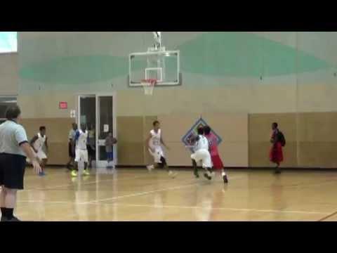 Angelo Casey - 2013 Summer AAU Highlights