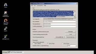 Creating SSH Keys in Windows - Using PuttyGen | by Chubbable