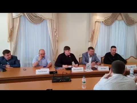 Олег Осуховський передав Антиолігархічний пакет керівникові антикорупційної ініціятиви Евросоюзу