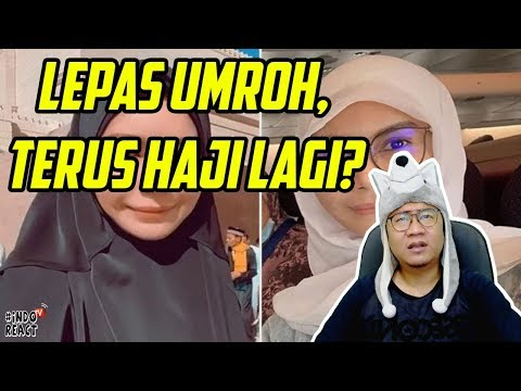 Download  🔴 Komentar Orang Indonesia Tengok SAJAT PERGI UMROH #viralmingguini Gratis, download lagu terbaru