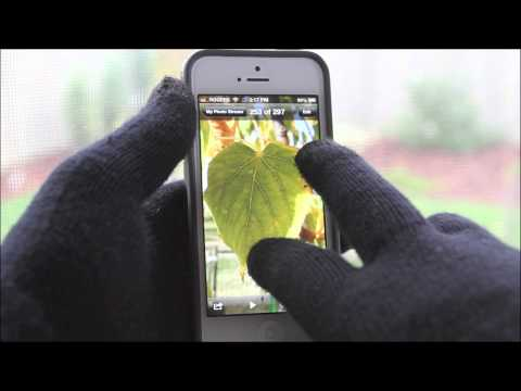 Concepts Touchscreen Gloves - Review