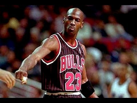 Bulls vs. Sixers - 1996 (72-10 season) Michael Jordan 48 points in 3 qtrs - YouTube