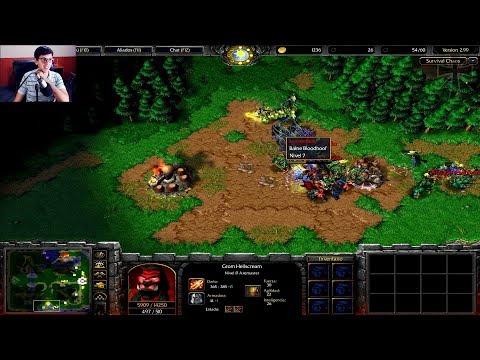 Warcraft 3 Ancient Instinct - statyarap