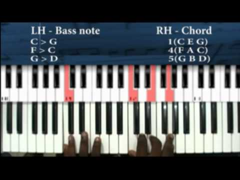 How to play Reggae music on the Keyboard Music Videos