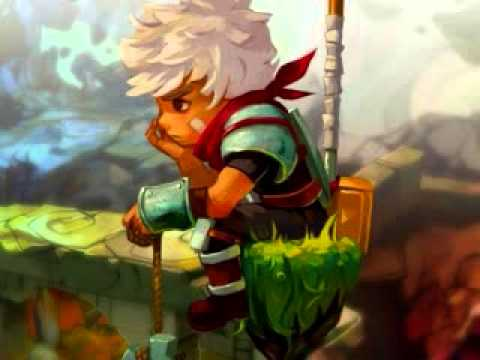Bastion - The Singer (Zia's Song) Remastered