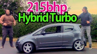 Driving a 215bhp Colt 1.5 Turbo - Ben and Jon Do Cars