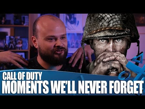 Call Of Duty Moments We'll Never Forget
