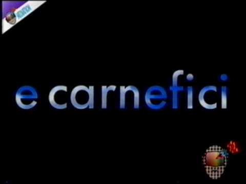 Typography animation di Claudio Napoli ( 2001 ) - Gli altri siamo noi - Umberto Tozzi -