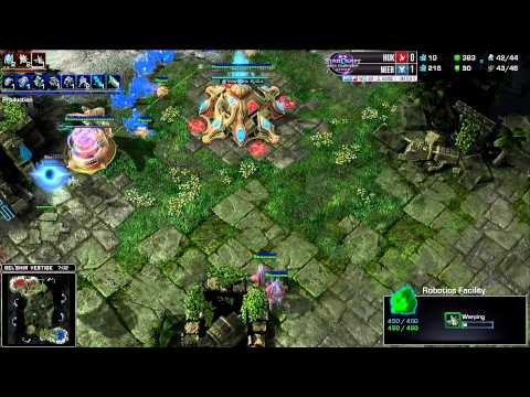 Huk vs Neeb - Game 2 - WCS AM Challenger League Round 1