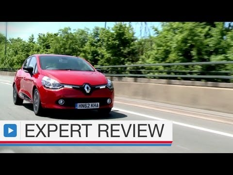 Renault Clio hatchback expert car review