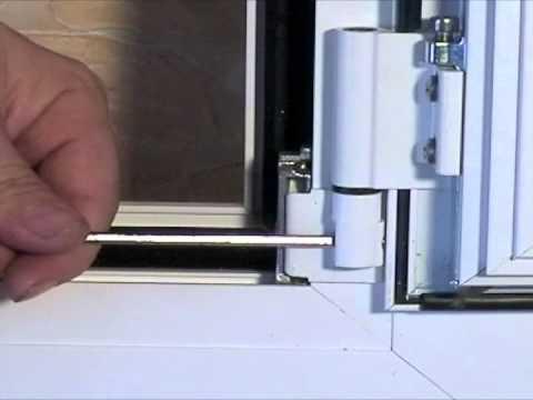 Graduar oscilo i youtube for Puerta oscilobatiente