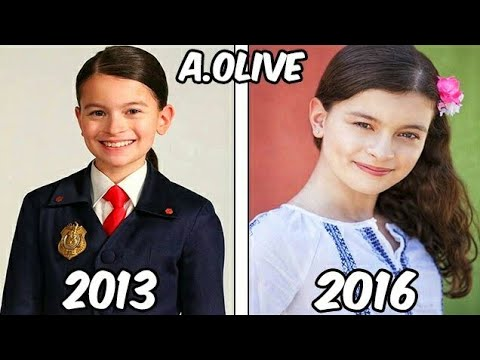 Odd Squad Before And After 2016