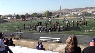 Pondo Marching Band 2015 Dreamland