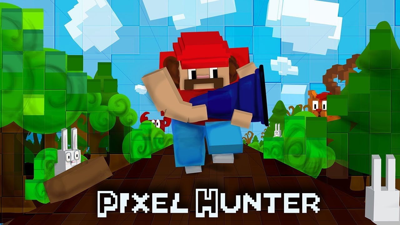 Pixel Hunter Iphone Game