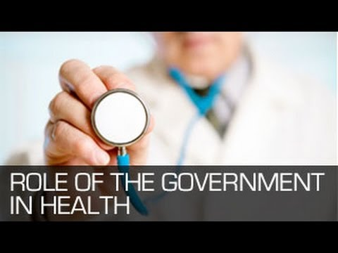 government roles in healthcare The role of government in healthcare is a divisive issue, and while most healthcare organization executives support extending healthcare coverage to the uninsured, how society achieves this end is.