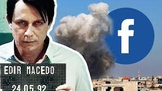 Fábio Rabin - Filme do Edir Macedo / Facebook / Conflito na Síria