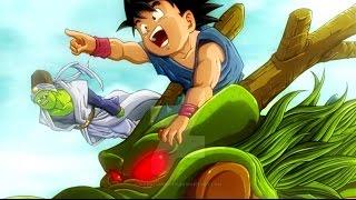 The End Of Goku Revealed (GT Timeline) (Dragon Ball AF)