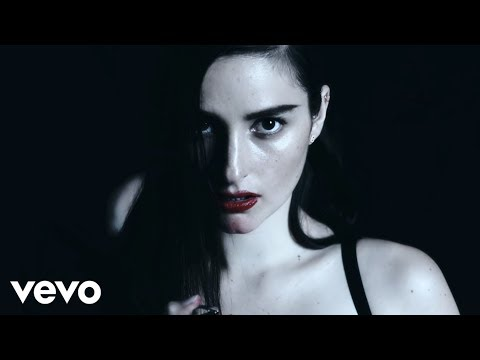 BANKS Fuck With Myself music videos 2016 electronic