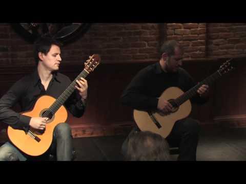CHOPIN WALTZ op.69 no.2 GRIGORIS PETRAKOS ft APOSTOLOS KARPONTINIS (HD)