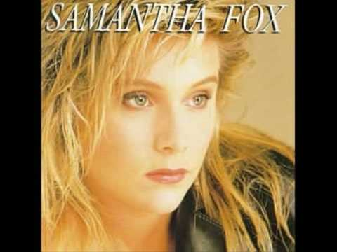 Samantha Fox - Touch me