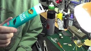 Using Moly On Pow Pow Sticks - Is Your AR Firing Pin Retainer Pin In Upside Down?