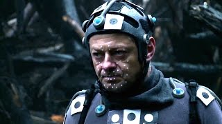 WAR FOR THE PLANET OF THE APES Behind the Scenes - First Footage (2017) - Продолжительность: 37 секунд