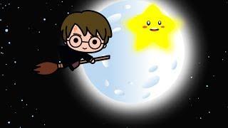 Twinkle Twinkle Little Star with Harry Potter | Nursery Rhyme for Kids