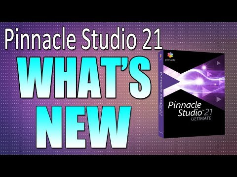 Pinnacle Studio 21 Ultimate Review and Tutorial   What's New