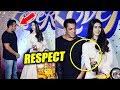 Salman Khan's Gentleman Behaviour With Loveratri Actress Warina | Loveratri Trailer Launch