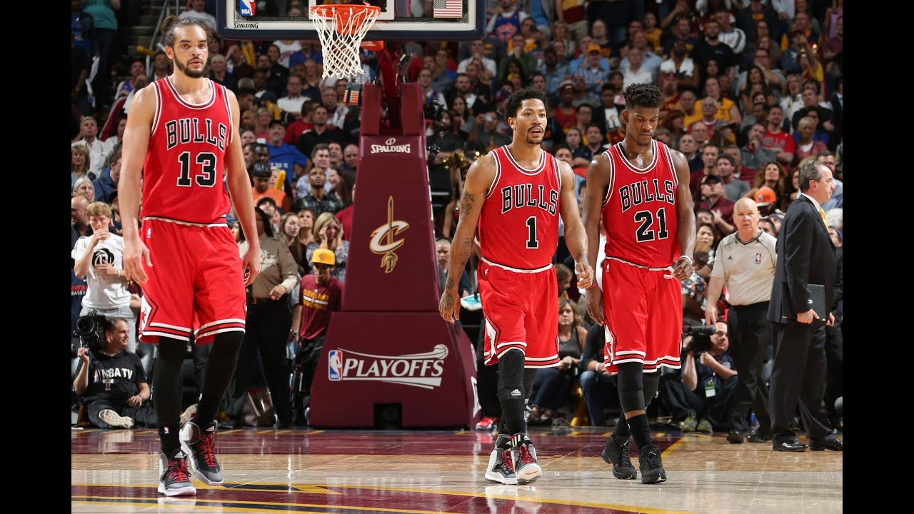 Chicago Bulls Top 10 Plays of the 2014-15 Season