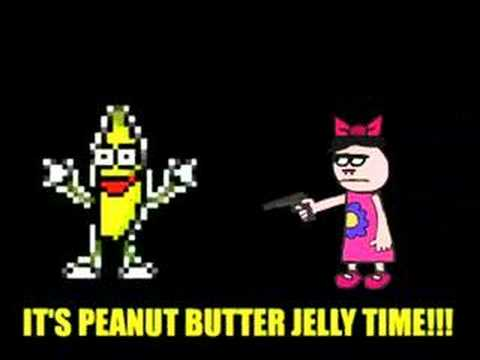 It's Not Peanut Butter Jelly Time
