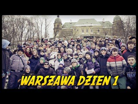Warszawa Z Pingwinem - Dzien #1/2 (Polski Pingwin W Warszawie 2013)