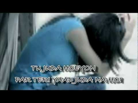 ♫tu Juda Hoi Par Teri Yad Juda♫♥~~ ♥♫tu Juda♫~~ Dr. Zeus Brand New Song 2011 With Lyrics video